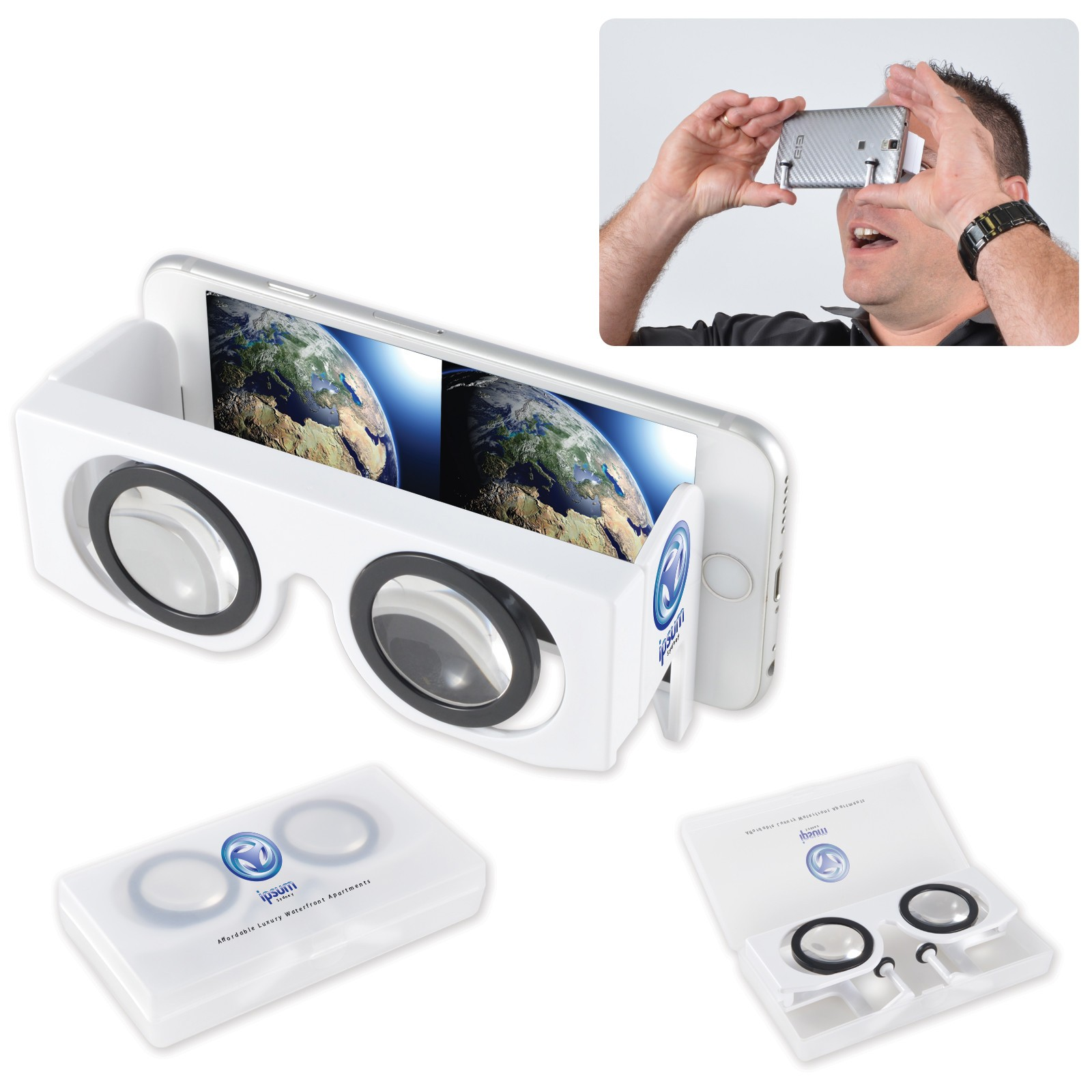 Virtual reality & Action Cam
