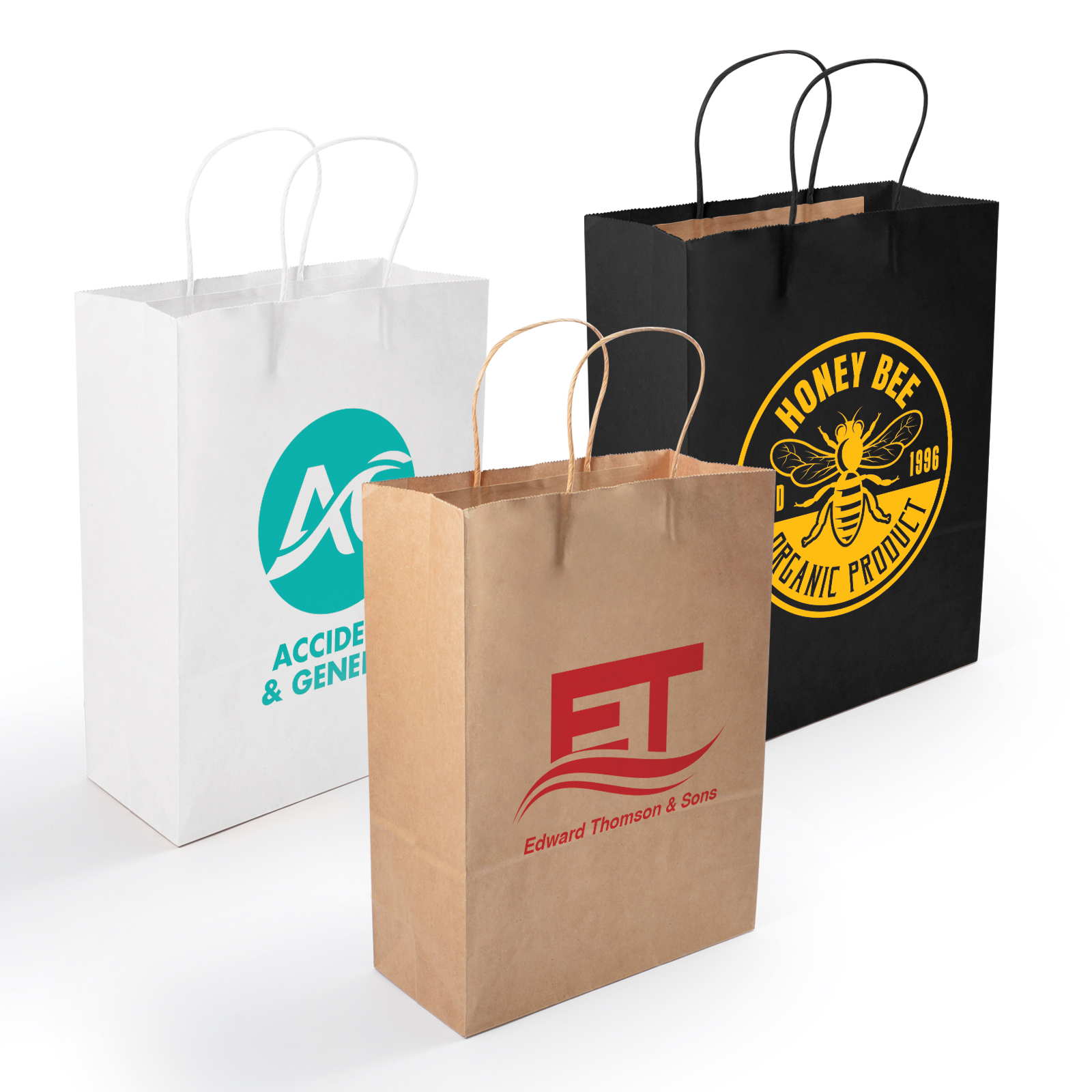 Paper promotional Bags